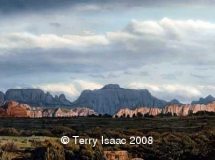 Colours of Zion, by Terry Isaac